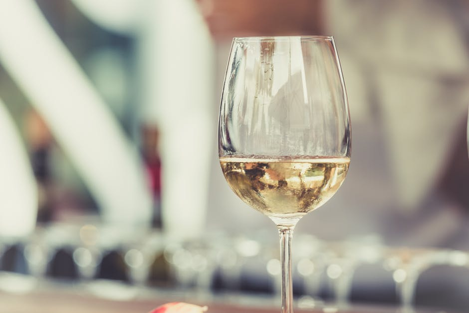 How To Guide To Mother's Day - glass of wine.
