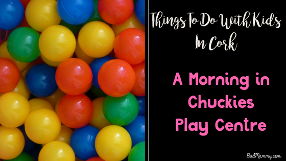 A Morning in Chuckies Play Centre