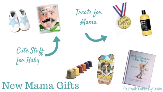 baby basket new mama gift ideas