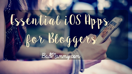 Essential iOS Apps for Bloggers-3