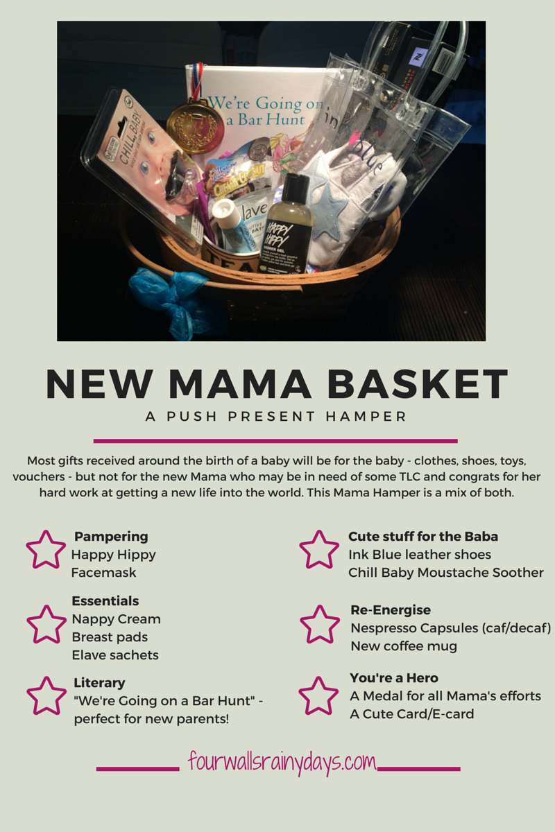 baby basket gift ideas new mother - badmammy.com