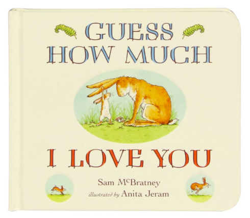 BadMammy - Favourite Bedtime Stories - Guess How Much I Love You