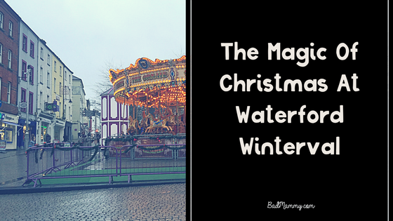 The Magic Of Christmas At Waterford Winterval