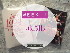 After following Slimming World for one week, I managed to lose 6.5lbs by simply changing to healthier choices and getting more exercise. Have you tried it? Slimming World Ireland - BadMammy.com 2016
