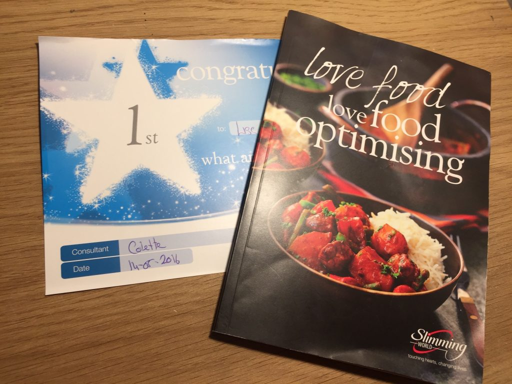 Seeing Results On Slimming World - One Stone Down - 15 pounds - BadMammy.com