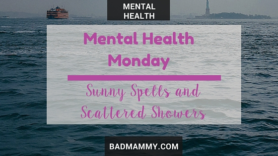 Sunny Spells Scattered Showers Depression BPD and Mental Health
