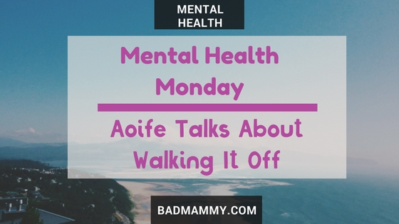 Aoife Talks About Walking It Off