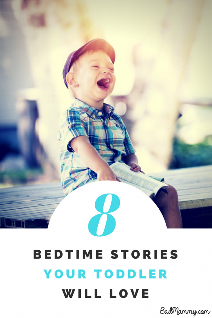 8 Bedtime Stories Your Toddler Will Love