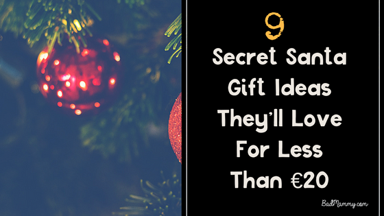 9 Secret Santa Gifts For Less Than 20 euros