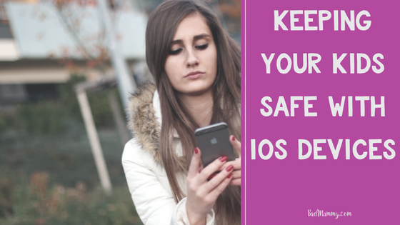 teens safe Ipod touch