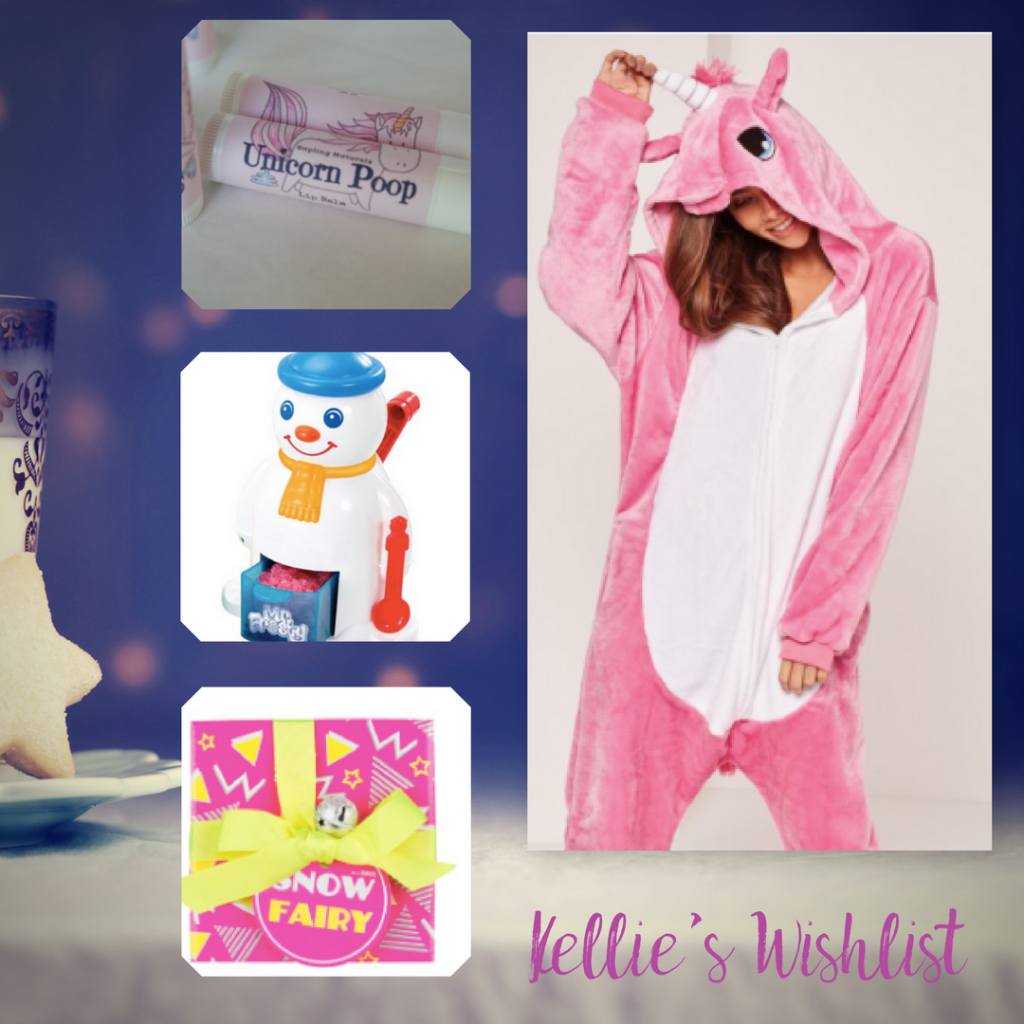 Kellies Wishlist - What She Wants For Christmas Mammy Blogger Edition - BadMammy.com
