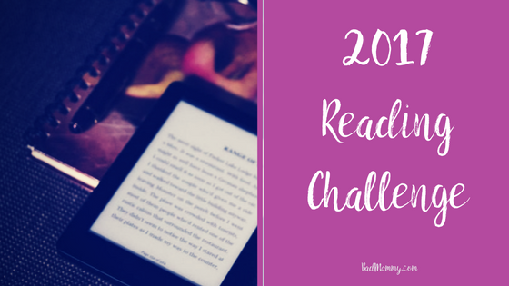 2017 Reading Challenge - BadMammy
