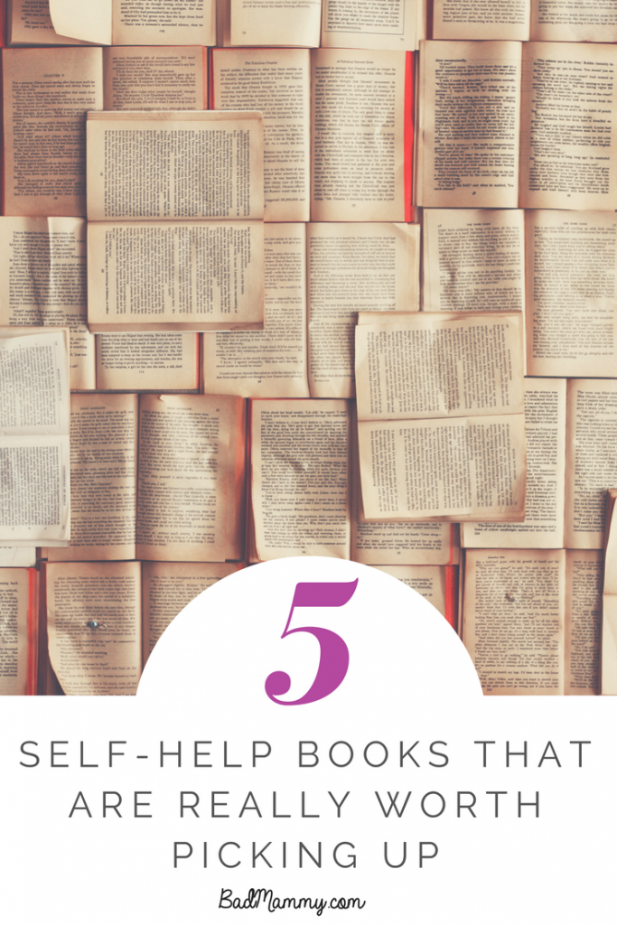 SELF HELP BOOKS THAT ARE REALLY WORTH PICKING UP