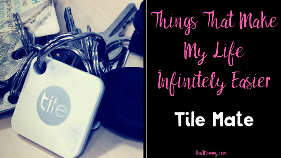 Tile Mate - Things That Make My Life Infinitely Easier - BadMammy.com