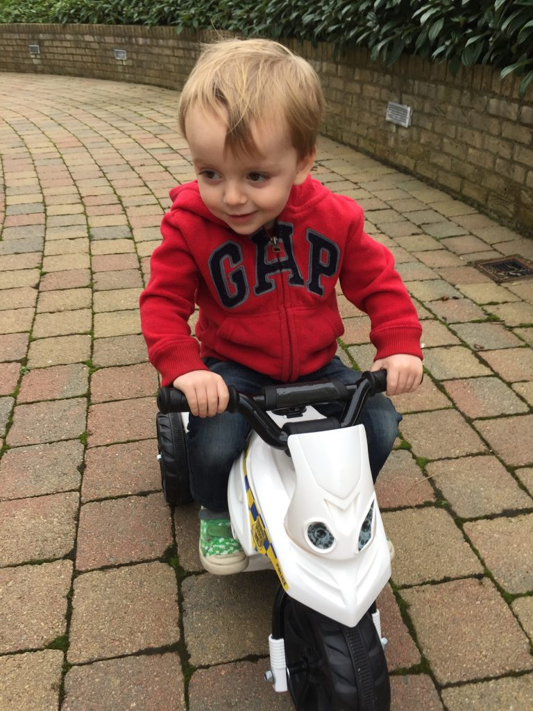 Mammy Guilt Motorbike Toddler