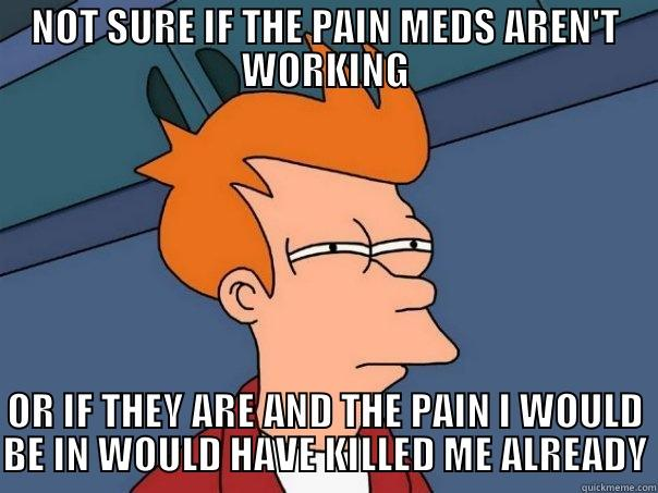 memes that describe life with chronic pain