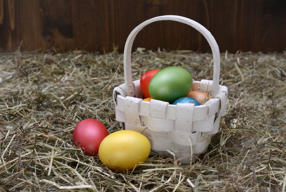 Easter Activities - Egg Hunt