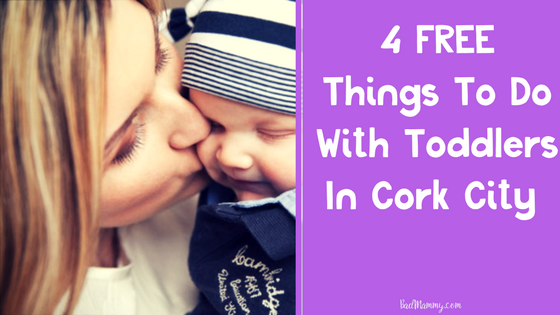 4 FREE Things To Do With Toddlers In Cork City