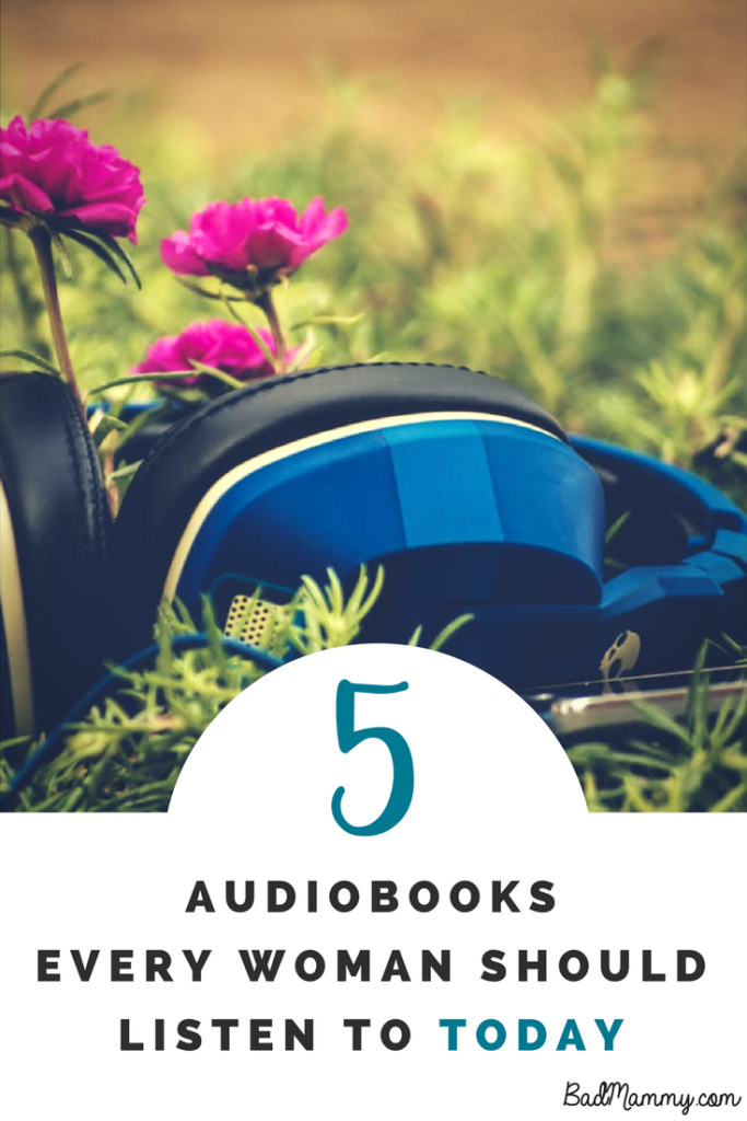 5 Audiobooks every woman should listen to