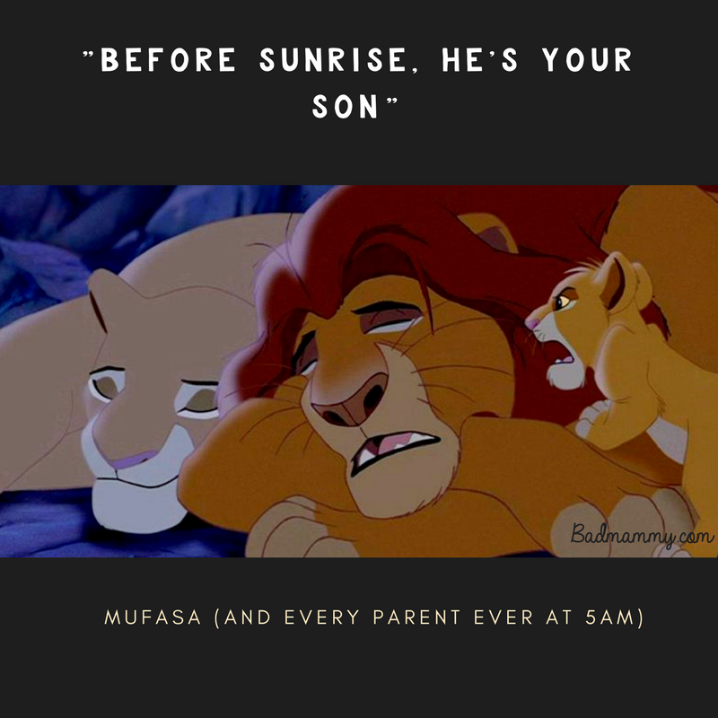 disney movies as an adult before sunrise he is your son
