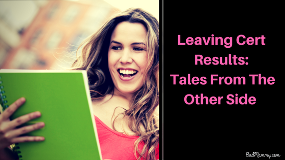 Leaving Cert Results_ Tales From The Other Side