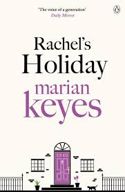 October 2017 Reads Rachel's Holiday - BadMammy.com