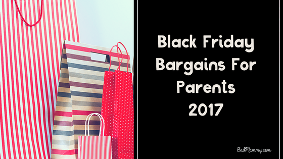 Black Friday Bargains For Parents 2017