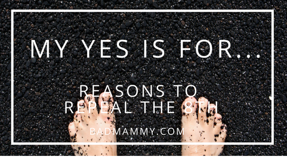 My Yes Is For….