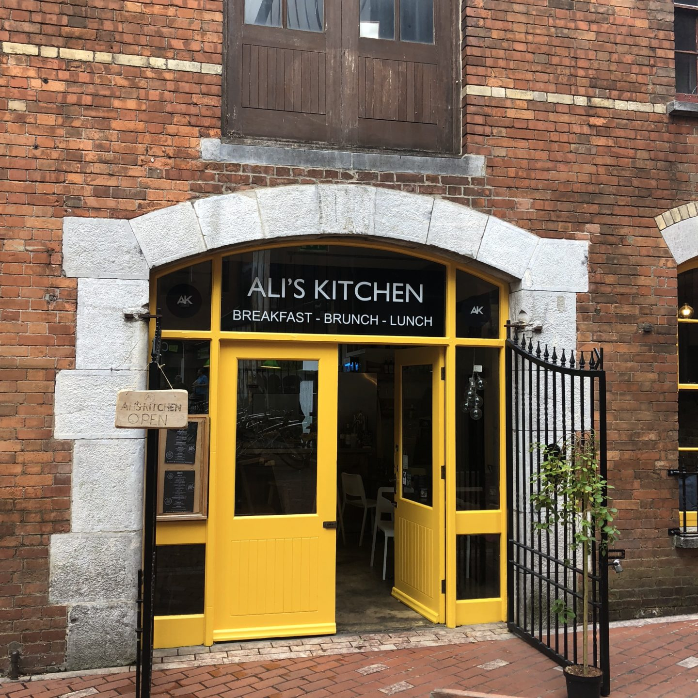 Alis Kitchen - Paul St, Cork City, Ireland - Bakehouse and Brunch - Delicious Food and Excellent Service. BadMammy.com