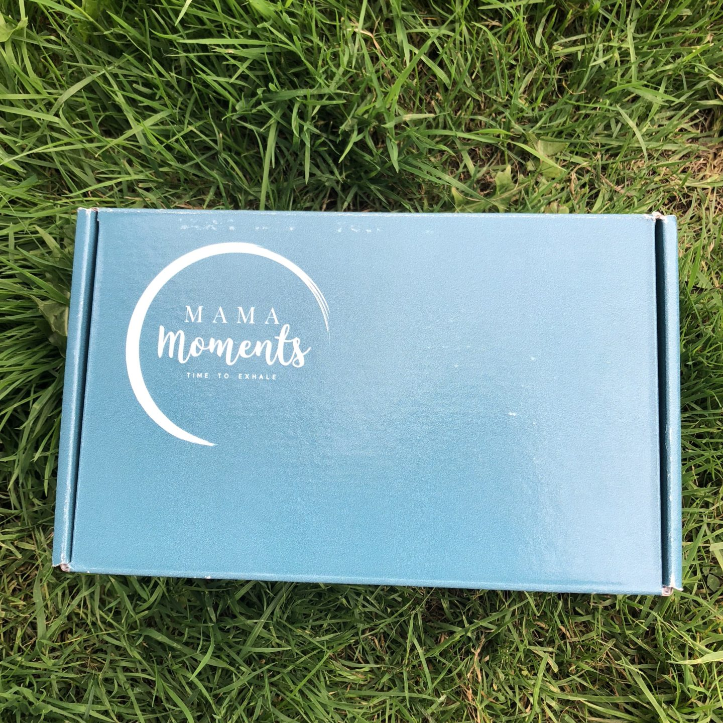 Getting Self Care In With Mama Moments Subscription Boxes